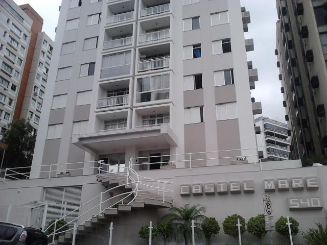 Apartamento - Código 1014 a Venda CASTEL MARE no bairro Centro na cidade de Florianópolis