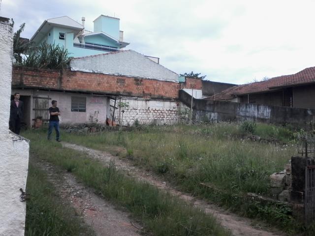 Terreno - Código 1255 a Venda  no bairro Capoeiras na cidade de Florianópolis