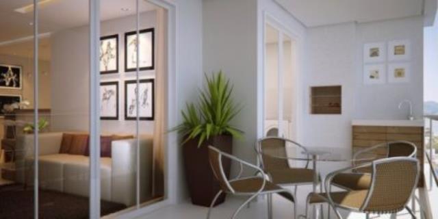 Apartamento - Código 54 a Venda no bairro Balneário na cidade de Florianópolis - Condomínio ACQUA DI MARE RESIDENCE