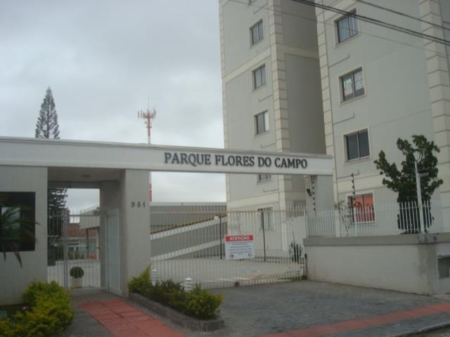 Apartamento - Código 56 a Venda no bairro Barreiros na cidade de São José - Condomínio PARQUE DAS FORES