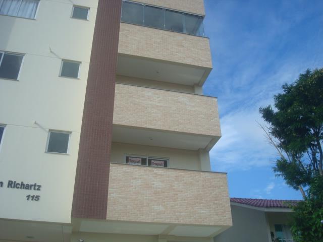 Apartamento - Código 231 a Venda no bairro Barreiros na cidade de São José - Condomínio BENJAMIM RICHARTZ