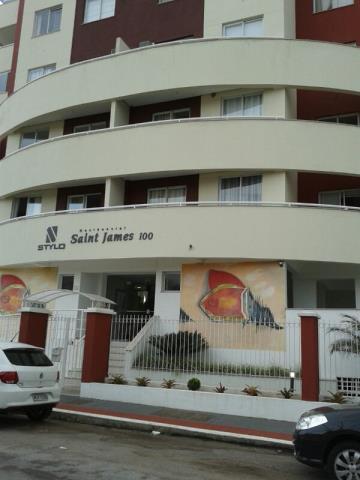 Apartamento - Código 257 a Venda no bairro Barreiros na cidade de São José - Condomínio SAINT JAMES