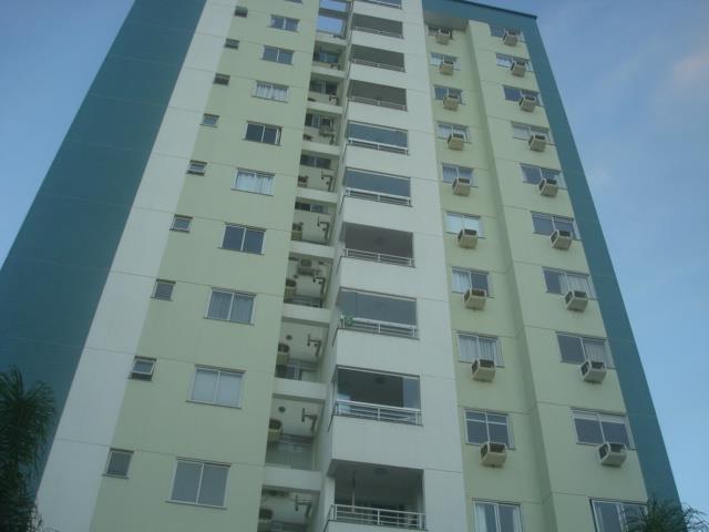 Apartamento - Código 262 a Venda no bairro Barreiros na cidade de São José - Condomínio SANTIAGO
