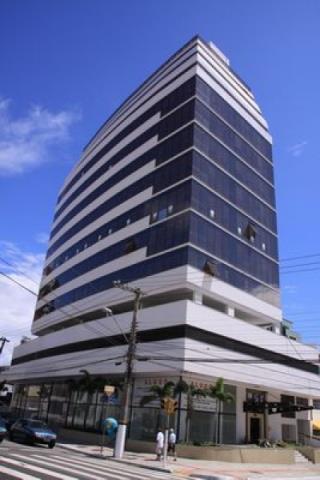 Sala - Código 264 a Venda no bairro Estreito na cidade de Florianópolis - Condomínio VITORIA OFFICE