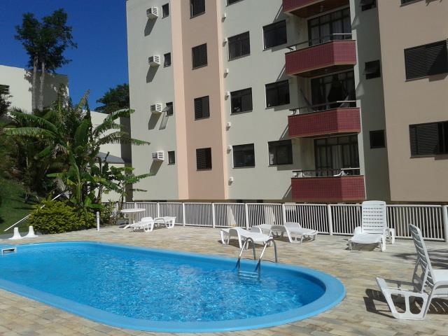 Apartamento - Código 302 a Venda no bairro Pantanal na cidade de Florianópolis - Condomínio PALMAS DE MAIORCA