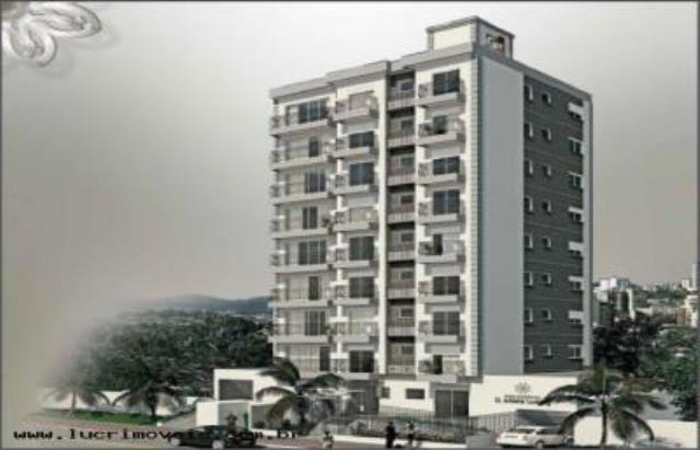 Apartamento - Código 348 a Venda no bairro Estreito na cidade de Florianópolis - Condomínio JULIETA LUDWIG