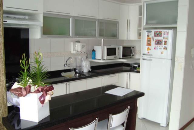 Apartamento - Código 350 a Venda no bairro Barreiros na cidade de São José - Condomínio SANTA PAULINA