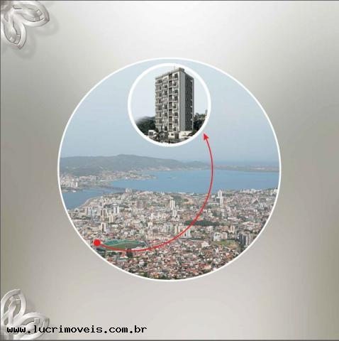 Apartamento - Código 375 a Venda no bairro Estreito na cidade de Florianópolis - Condomínio JULIETA LUDWIG