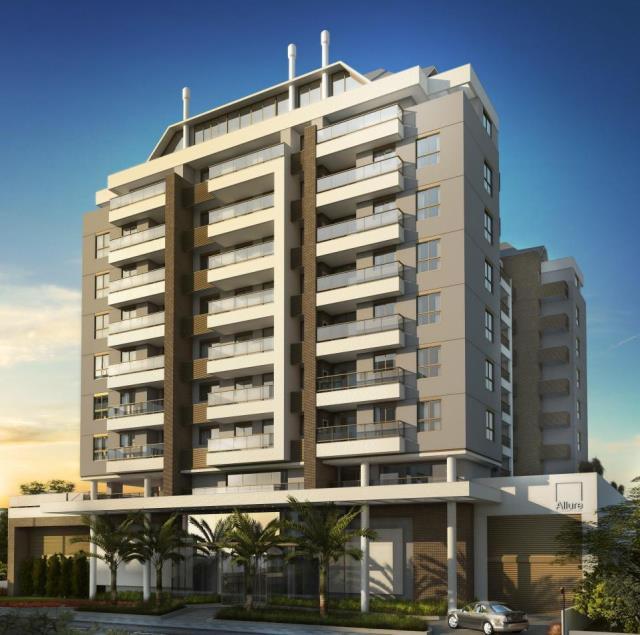 Apartamento - Código 441 a Venda no bairro Balneário na cidade de Florianópolis - Condomínio ALLURE