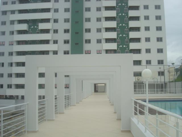 Apartamento - Código 445 a Venda no bairro Passa Vinte na cidade de Palhoça - Condomínio RESID. CAPRI