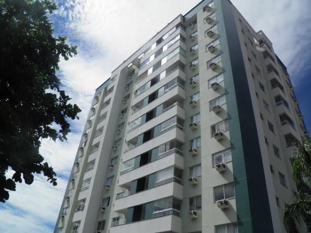 Apartamento - Código 448 a Venda no bairro Barreiros na cidade de São José - Condomínio SANTIAGO