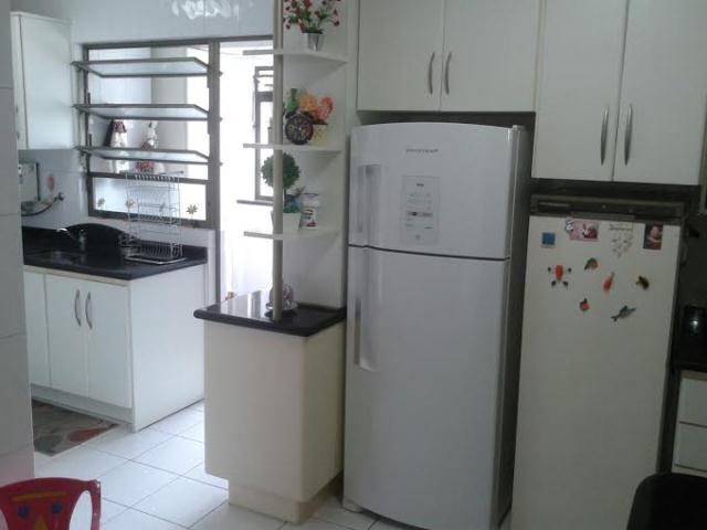 Apartamento - Código 477 a Venda no bairro Canto na cidade de Florianópolis - Condomínio ANTARES
