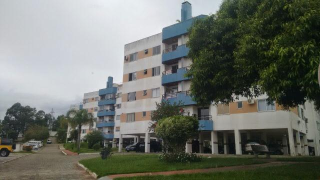 Apartamento - Código 480 a Venda no bairro Nossa Senhora do Rosário na cidade de São José - Condomínio SOLAR BOSQUE AZUL