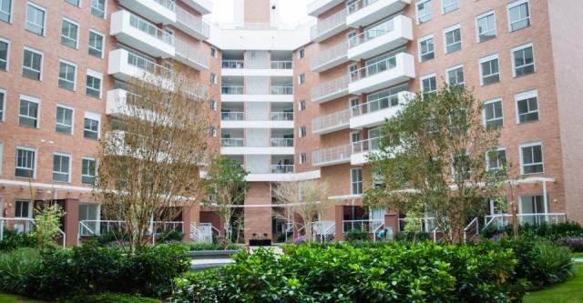 Apartamento - Código 489 a Venda no bairro Cidade Universitária Pedra Branca na cidade de Palhoça - Condomínio PATIO DAS FLORES
