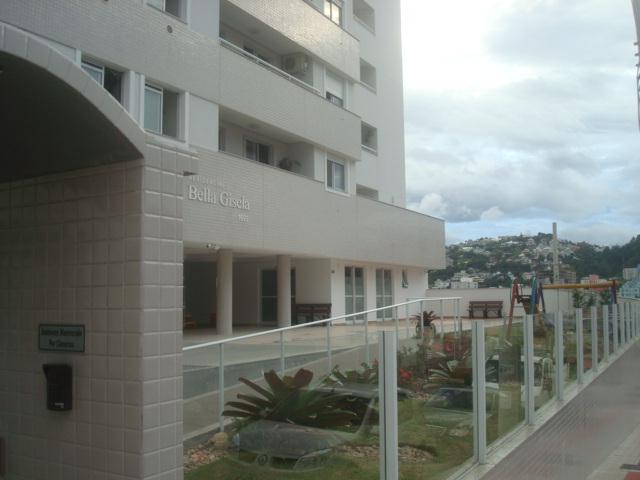 Apartamento - Código 496 a Venda no bairro Bela Vista na cidade de São José - Condomínio BELA GISELA