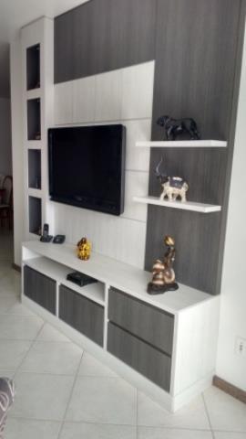 Apartamento - Código 524 a Venda no bairro Canto na cidade de Florianópolis - Condomínio OURO FINO