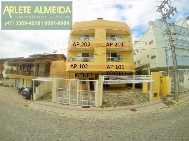 Código 346 - Apartamento