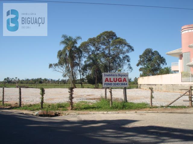 Terreno-Código-530-para-Alugar--no-bairro-Centro-na-cidade-de-Biguaçu