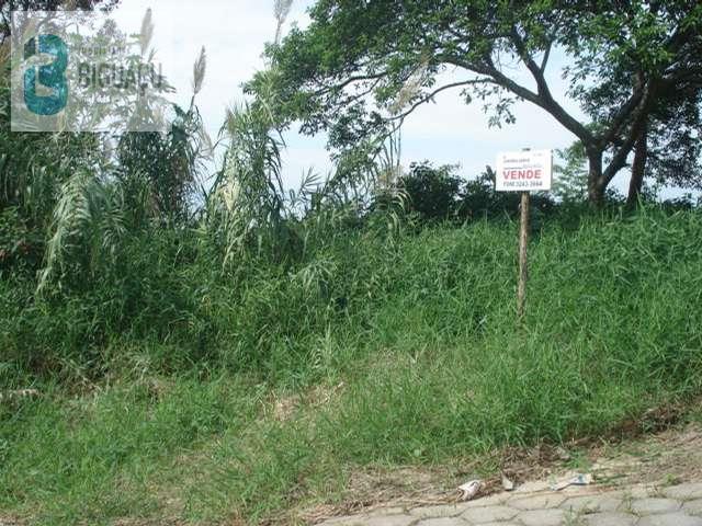 Terreno-Código-549-a-Venda--no-bairro-Jardim Janaína-na-cidade-de-Biguaçu
