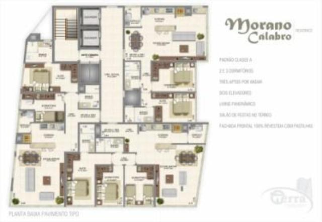Apartamento-Código-1-a-Venda-Morano Calabro-no-bairro-Centro-na-cidade-de-Tramandaí