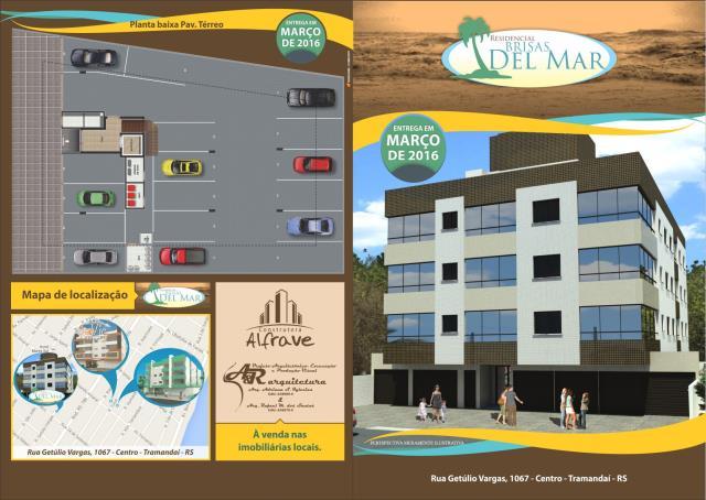 Apartamento-Código-804-a-Venda-Brisas del Mar-no-bairro-Centro-na-cidade-de-Tramandaí