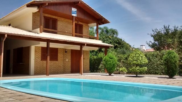 Casa - Código 14 para Temporada  no bairro Palmas na cidade de Governador Celso Ramos