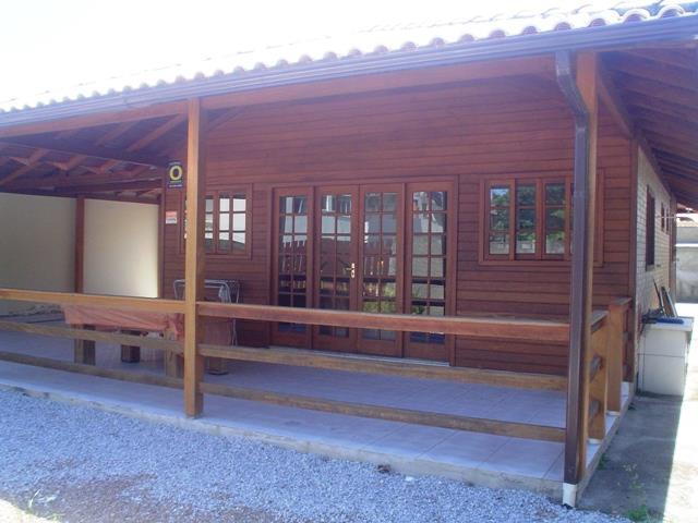 Casa - Código 17 para Temporada  no bairro Palmas na cidade de Governador Celso Ramos