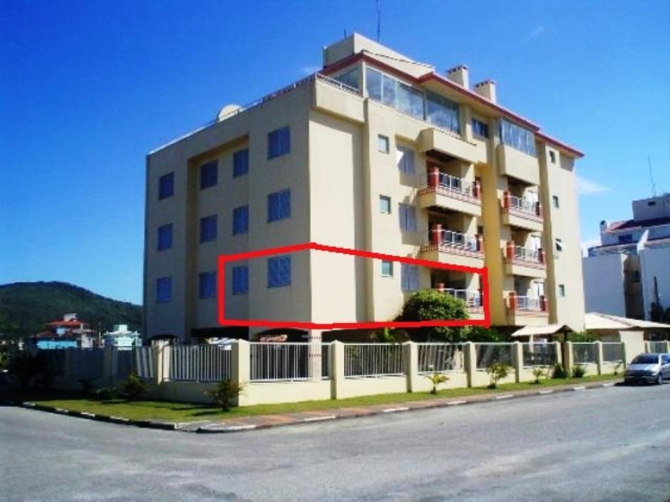 Apartamento - Código 23 para Temporada  no bairro Palmas na cidade de Governador Celso Ramos