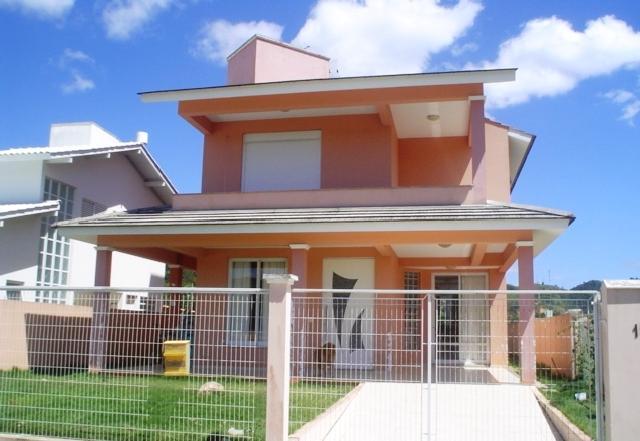 Casa - Código 24 para Temporada  no bairro Palmas na cidade de Governador Celso Ramos