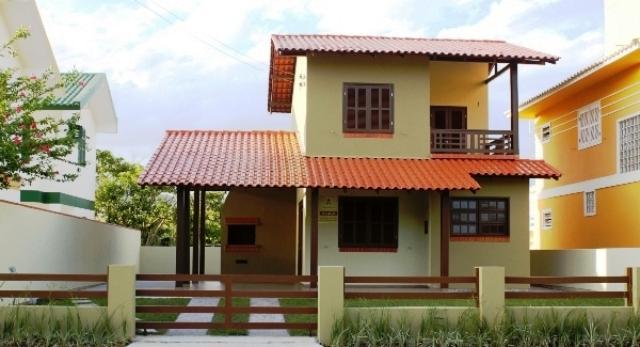 Casa - Código 27 para Temporada  no bairro Palmas na cidade de Governador Celso Ramos