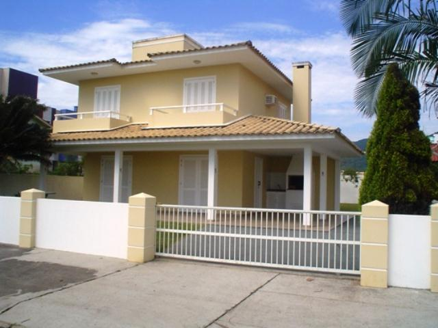 Casa - Código 141 para Temporada  no bairro Palmas na cidade de Governador Celso Ramos