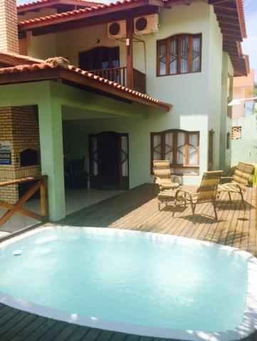 Casa - Código 221 para Temporada  no bairro Palmas na cidade de Governador Celso Ramos