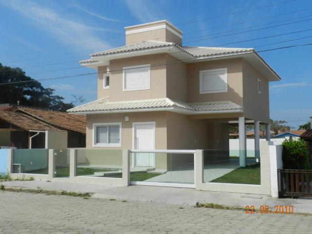 Casa - Código 223 para Temporada  no bairro Palmas na cidade de Governador Celso Ramos