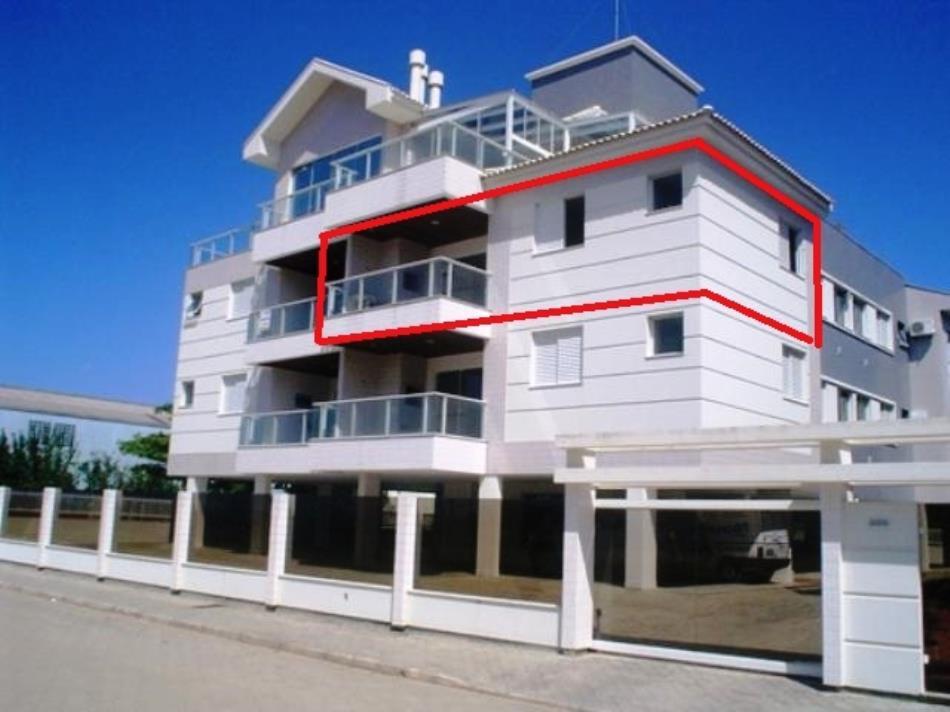Apartamento - Código 224 para Temporada Costão de Palmas no bairro Palmas na cidade de Governador Celso Ramos