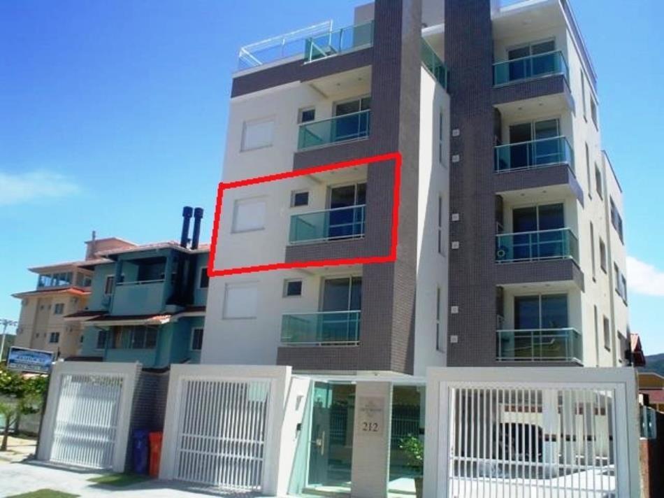 Apartamento - Código 229 para Temporada  no bairro Palmas na cidade de Governador Celso Ramos