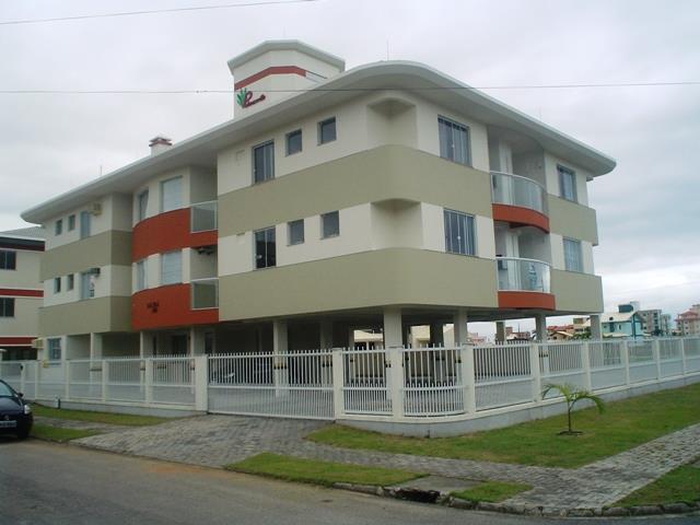 Apartamento - Código 282 para Temporada  no bairro Palmas na cidade de Governador Celso Ramos